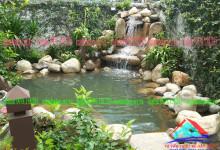 Mẫu tiểu cảnh, sân vườn Tham khảo