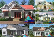 10 mẫu nhà đẹp cấp 4 nhà vườn biên hòa (tập 2)