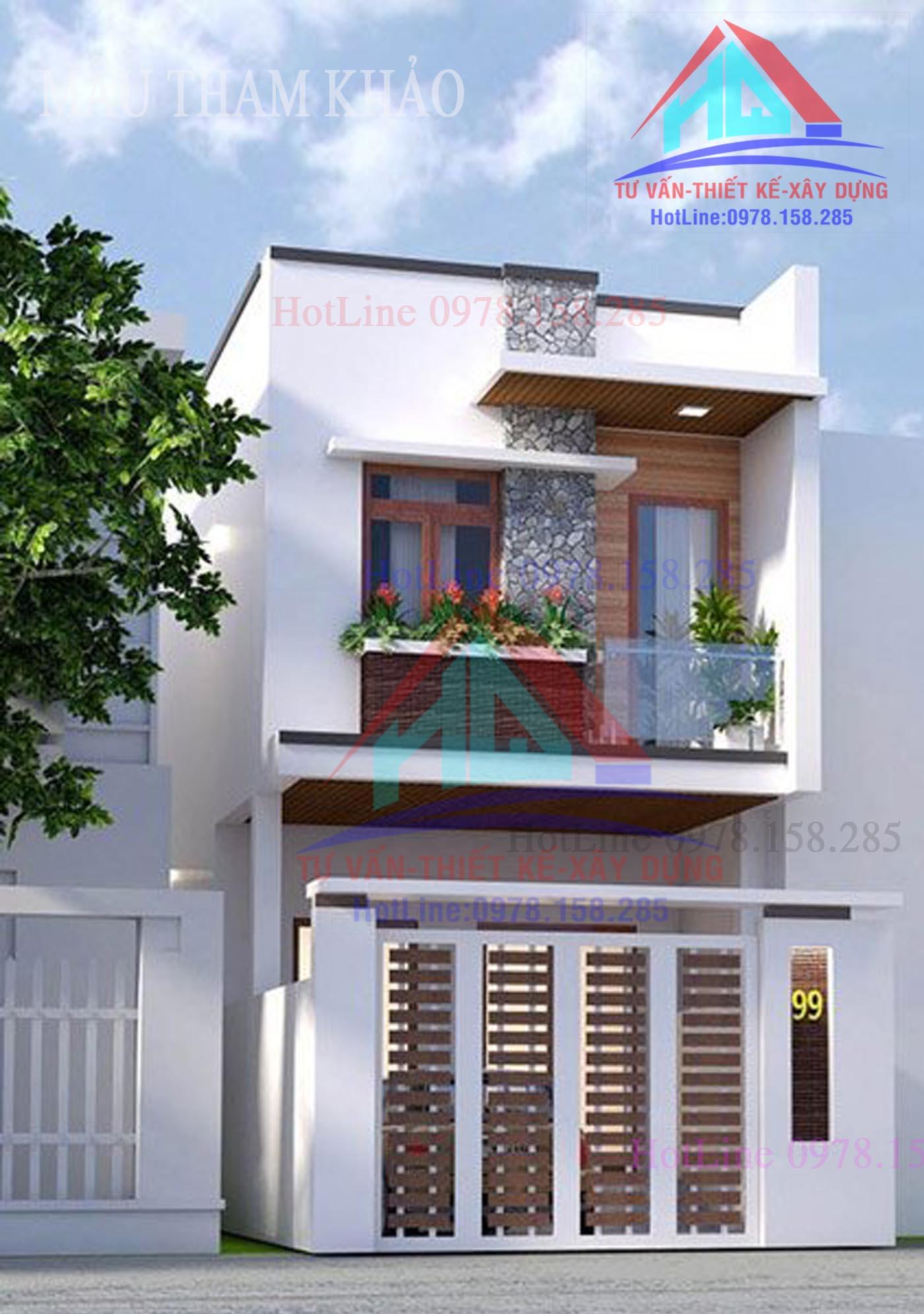 mẫu nhà đẹp 2 tầng (4)