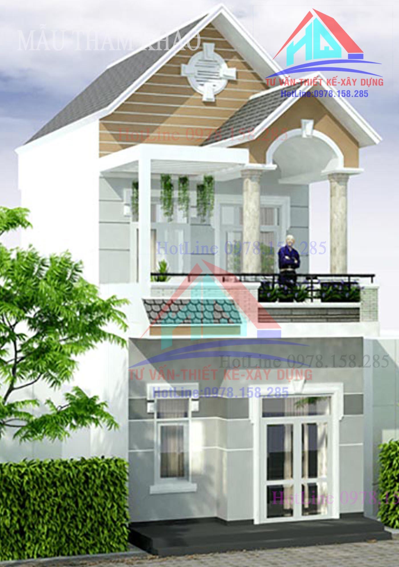 mẫu nhà đẹp 2 tầng (5)