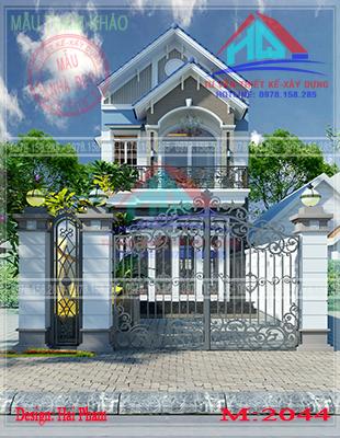 nhà phố 2 tầng đẹp (30)