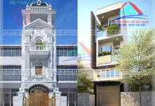 top 15 mẫu nhà đẹp 4 tầng-trệt lững 2 lầu (tập 1)