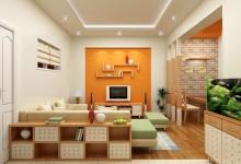Thiết kế phòng khách vượt mơ ước