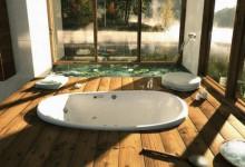 """6 kiểu thiết kế phòng tắm """"nhìn là yêu"""""""