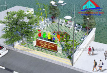 Thiết kế công viên Quảng Trị